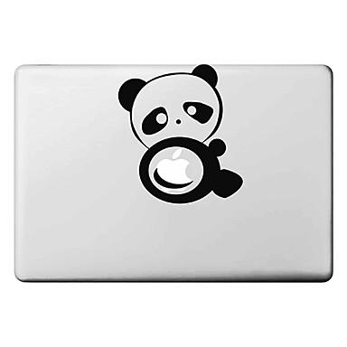 Panda Pattern Decal Skin Sticker Cover for 11
