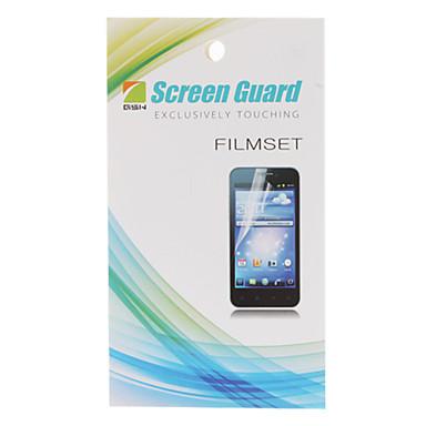 HD screen protector met een reinigingsdoekje voor de Nokia Lumia 820