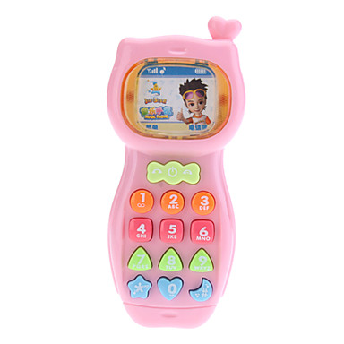 Bilingual Smart Phone Education Toy for Kids (Model:25801, 2xAA)