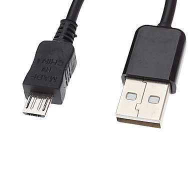 Micro 5-Pin Data Sync and Charge kabel voor Samsung Galaxy S2 I9100