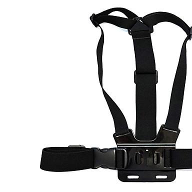 GoPro-tilbehør,Brystbelte MontertTil-Action-kamera,Gopro Hero 2 Gopro Hero 3 GoPro Hero 5 Alle ABS Plast