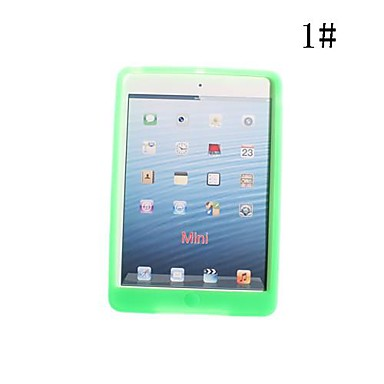 Wave Spots Silicone Case for iPad mini (Assorted Colors)
