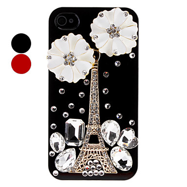 Tower 3D Flower Case for iPhone 4/4S