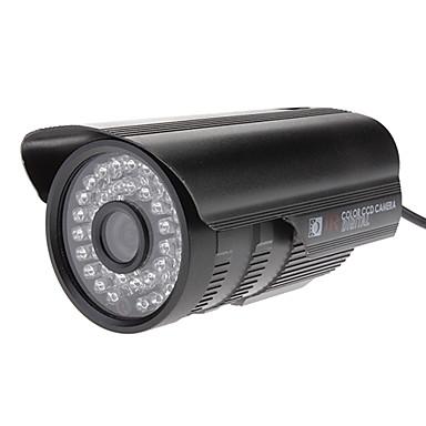 Outdoor Waterproof 1/4CMOS 420TVL 36LED IR Bullet Camera