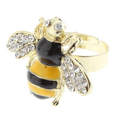 OLL gotas de aceite de perforación Bee Anillo ajustable
