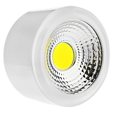 7 W 1 COB 500 LM Natural White Ceiling Lights AC 100-240 V