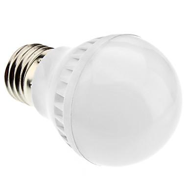 E26/E27 4 W 35 SMD 5050 350 LM Warm White A50 Globe Bulbs AC 220-240 V