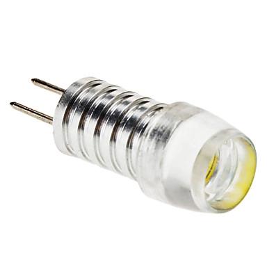 6000 lm G4 Luci LED Bi-pin 1 leds LED ad alta intesità Bianco DC 12V