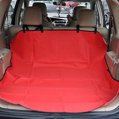 Gatto Cane Fodera per sedile auto Animali domestici Materassini & Lettini Ompermeabile Ripiegabile Nero Grigio Rosso Blu Per animali