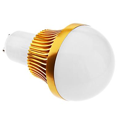 SENCART 540lm GU10 Ampoules Globe LED A60(A19) 12 Perles LED SMD 5730 Blanc Chaud 85-265V
