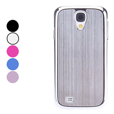 For Samsung Galaxy Case Other Case Back Cover Case Solid Color PC Samsung S4
