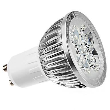 4W GU10 LED-Strahler MR16 4 High Power LED 400lm warmweiß 3000k dimmbar AC 220-240V