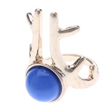 Blu Gem Anello
