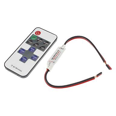 Tek Işık 8-Mode LED Şerit Lamba RF Uzaktan Kumanda