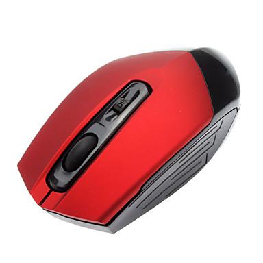 2.4G langaton kannettava optinen hiiri USB-vastaanotin PC / Laptop (eri värejä)