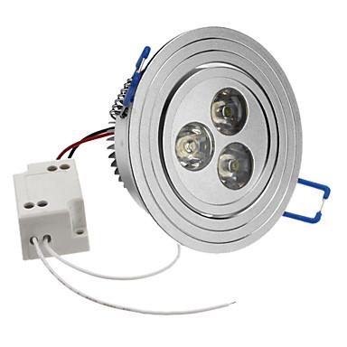 SENCART 6500lm Gömme Işıklar / Tavan Işıkları Gömme Uyumlu 3 LED Boncuklar Yüksek Güçlü LED Doğal Beyaz 85-265V / #