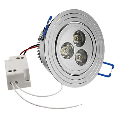 SENCART 1pc 6500 lm 3 LED Boncuklar Yüksek Güçlü LED Doğal Beyaz 85-265 V / #