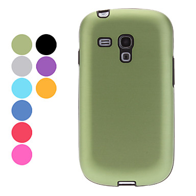 Durable Aluminium Alloy Hard Case for Samsung Galaxy S3 mini I8190 (Assorted Colors)