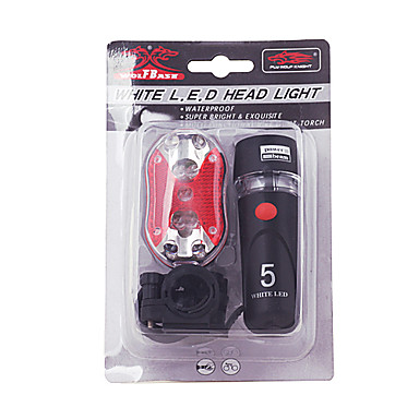 Bike Lights / Front Bike Light / Rear Bike Light LED Cycling AA Lumens Battery Cycling/Bike / Multifunction-Lights
