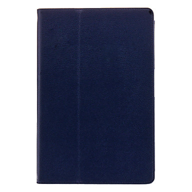 10.1 Inch Slim Lichee Pattern PU Leather Folio Case for Xperia Tablet Z