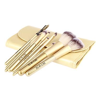 10pcs Machiaj perii Profesional Păr sintetic / Perie Fibre Artificiale Seturi perie Pensule de Machiaj