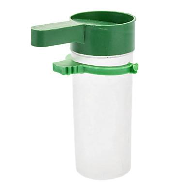 Kuş Besleme & Sulama Aletleri Plastik Yeşil