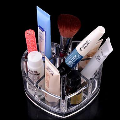 Cosmetics Storage Makyaj 1 pcs Arkilik Klasik Günlük Kozmetik Tımar Malzemeleri