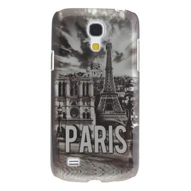 Için Samsung Galaxy Kılıf Temalı Pouzdro Arka Kılıf Pouzdro Eiffel Kulesi PC Samsung S4