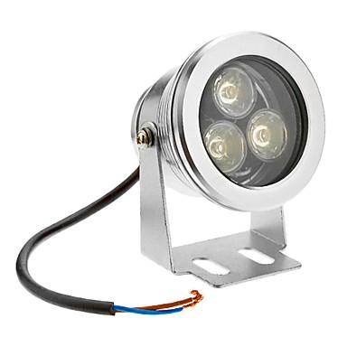 3W 210-240lm 3000K Sıcak Beyaz LED Işık Sel Lambası (12V)