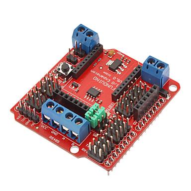 için io genişleme kalkan v5 XBee sensör kalkan rs485 (arduino için) (resmi (arduino için) kurulları ile çalışır)