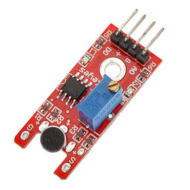 için mikrofon ses ses sensör modülü (arduino için)