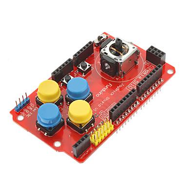DIY Funduino Joystick Shield V1 Genişleme Kurulu