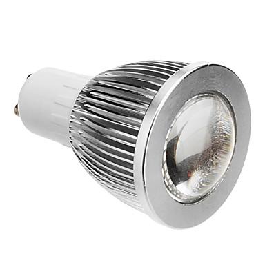 GU10 LED Spot Işıkları COB 600 lm Sıcak Beyaz AC 85-265 V