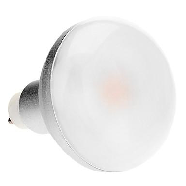 SENCART 1 buc 10 W Bulb LED Glob 500-520 lm GU10 1 LED-uri de margele COB Alb Cald 85-265 V