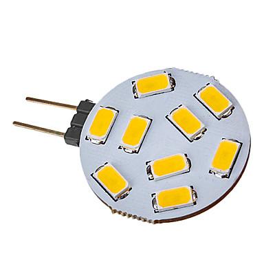 SENCART 120-150 lm G4 LED Spot Işıkları 9 LED Boncuklar SMD 5730 Sıcak Beyaz