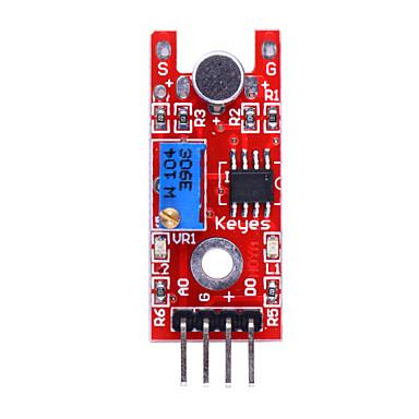 M dulo del sensor de sonido de voz para el sistema de for Sonido de alarma