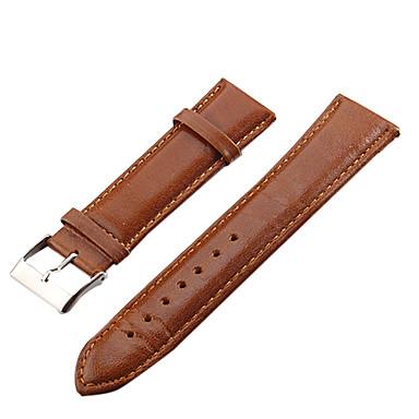 זול רצועות שעון-רצועות שעון עור אביזרי שעון 0.006 איכות גבוהה