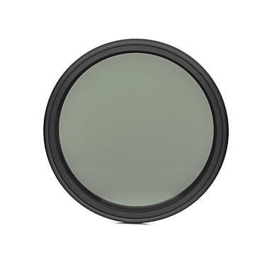 fotga® 58mm ince sürgü nd filtre ayarlanabilir değişken nötral yoğunluk nd2 nd400 için