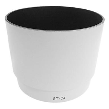 Canon EF 70-200mm f/4.0 L ET-74 Winka Yaprağı Parasoley değiştirin IS USM (Beyaz)