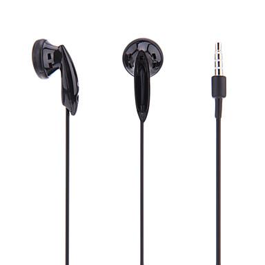 IPod/iPod/phone/MP3 için Kulak Kulaklık (Siyah)