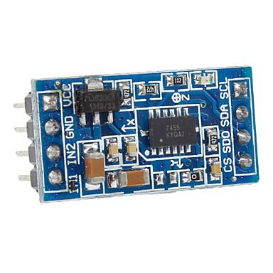 Mma7455 Dijital Tilt Sensör İvmeölçer Sensör Modülü