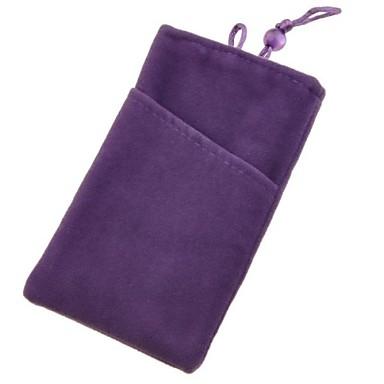 Pouzdro Uyumluluk iPhone 4/4S Apple Çanta Kılıf Yumuşak Tekstil için iPhone 4s/4