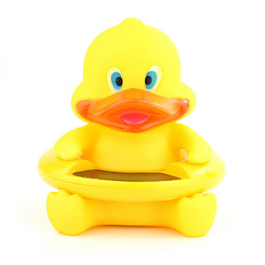 Cute Little Duck Baby Bath Water Thermometer Tester