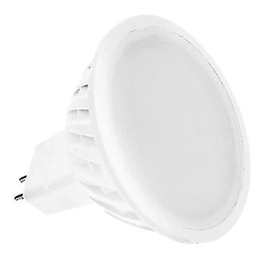 GU5.3(MR16) LED Spot Işıkları S19 12 led SMD 5630 Sıcak Beyaz 400lm 2700K DC 12 AC 12V