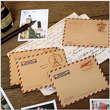 Retro Design Mini Envelope (10 PCS)