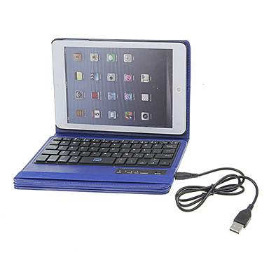 Pouzdro Uyumluluk Apple iPad 4/3/2 Tüm Gövdeyi Kapsayan Kılıf Solid Sert PU Deri için Apple