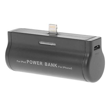3000mah banca di alimentazione di backup caricabatterie esterno per iphone 6/6 più / 5 / 5s