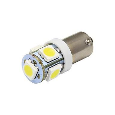 SO.K BA9S Car Light Bulbs SMD 5050 65lm Turn Signal Light For universal