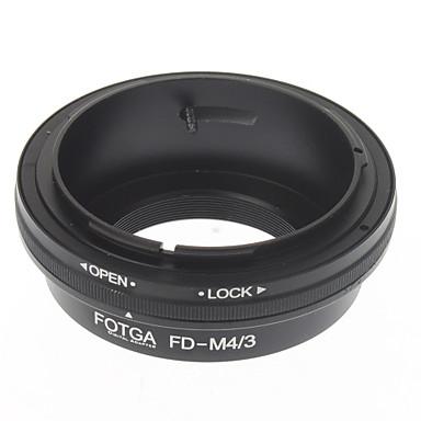 FOTGA FD-M4 / 3 Dijital Kamera Lens Adaptörü / Uzatma Tüpü