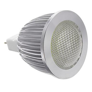 400 lm GU5.3(MR16) LED Spot Işıkları led COB Sıcak Beyaz AC 12V DC 12V